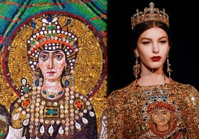 Κοσμήματα Βυζαντινής Τεχνοτροπίας