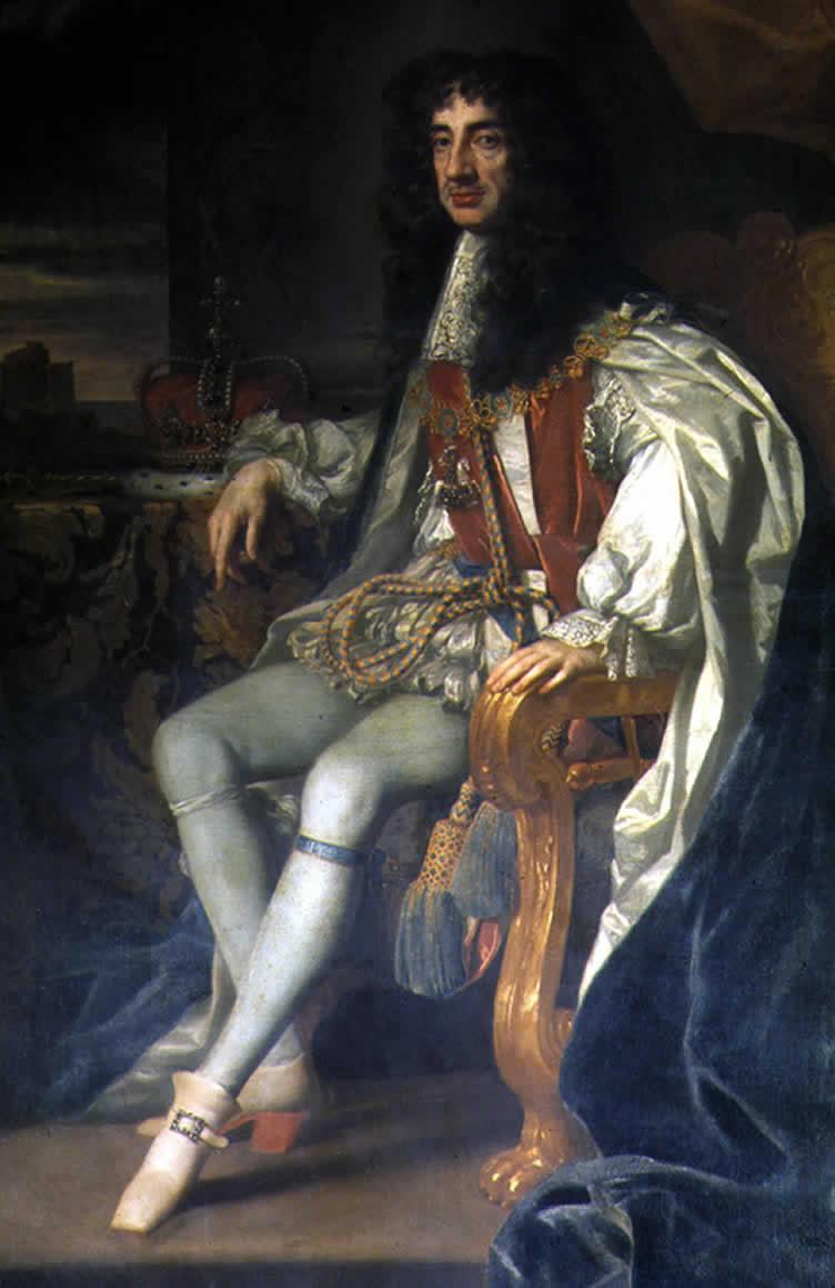 Ήταν ο Κάρολος ο 2ος ο βασιλιάς τής Αγγλίας, γνωστός για το πάθος του με τον καλλωπισμό και την πολυτέλεια, που πρώτος φόρεσε μανικετόκουμπα εισαγάγοντας τη μόδα και τη χρήση τους.