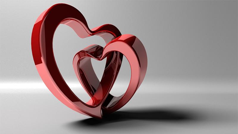 Valentine's Day - 14 Φεβρουαρίου, ημέρα τών ερωτευμένων