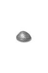 διακοσμητικό δώρο γραφείου - σπιτιού, πρες παπιέ, από ανακυκλωμένο αλουμίνιο, αχιβάδα μικρή / 2ΔΙ0298(2)