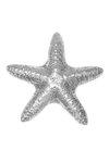 πρες παπιέ, αστερίας, διακοσμητικό δώρο γραφείου - σπιτιού από ανακυκλωμένο αλουμίνιο / 2ΔΙ0317