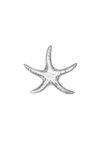 πρες παπιέ, αστερίας, διακοσμητικό δώρο γραφείου - σπιτιού από ανακυκλωμένο αλουμίνιο / 2ΔΙ0322