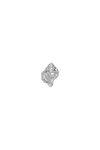 πρες παπιέ κοχύλι, διακοσμητικό δώρο γραφείου - σπιτιού από ανακυκλωμένο αλουμίνιο / 2ΔΙ0303