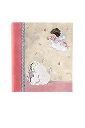 παιδικό άλμπουμ φωτογραφιών για κοριτσάκια, 'αγγελάκι, άρπα, νότες'' / 2ΑΛ0069