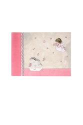 παιδικό άλμπουμ φωτογραφιών για κοριτσάκια, 'αγγελάκι, άρπα, νότες'' / 2ΑΛ0075