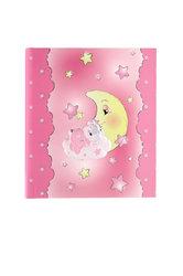 παιδικό άλμπουμ φωτογραφιών για κοριτσάκια, ''αρκουδάκι, φεγγάρι, αστέρια'' / 2ΑΛ0079