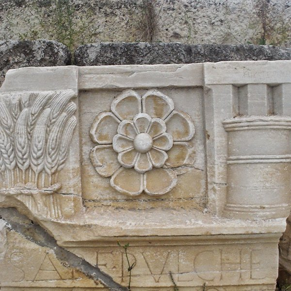 Ρόδακας - ένα αρχαίο ελληνικό σύμβολο