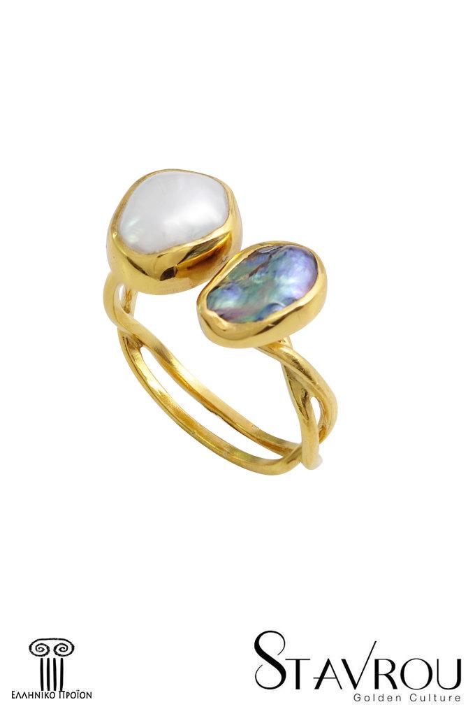 Δαχτυλίδι Γυναικείο   Ασημένιο 2DA0258  e95a24b72d7
