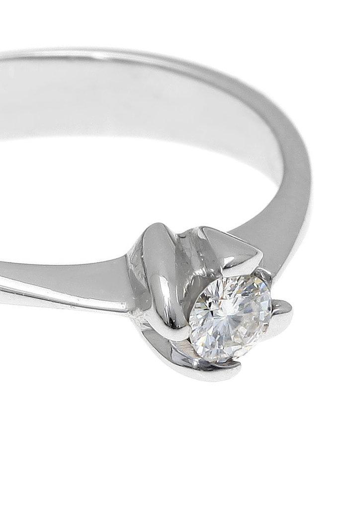 Δαχτυλίδι Γυναικείο   Χρυσό Κ18 μονόπετρο 1DA2896  278b7e236a1